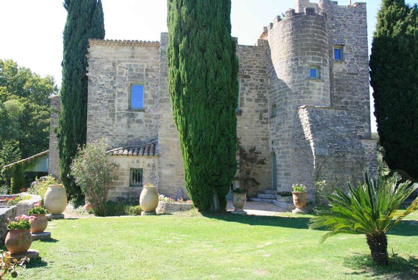 Château à vendre à uzès