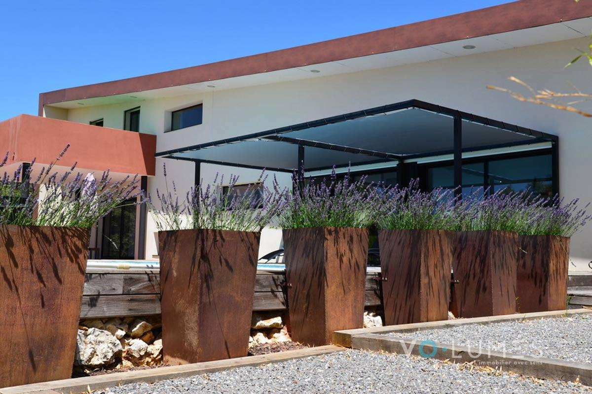 villa contemporaine à vendre à uzes