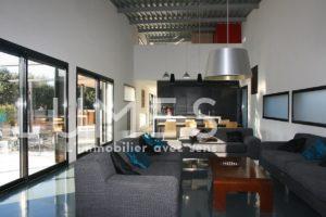 vente villa contemporaine à uzes