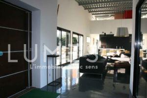 vente maison contemporaine à Uzès