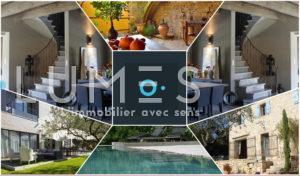 Volumes - Agence Immobilière à Uzès