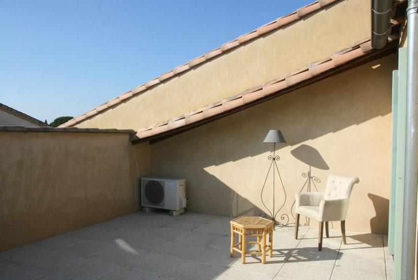 appartement avec terrasse à vendre à uzes