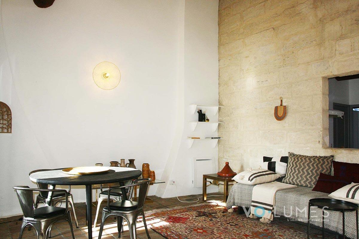 >Appartement à vendre à Uzès