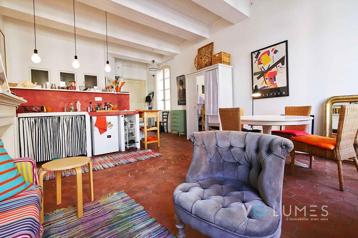 Appartement à vendre à Uzès