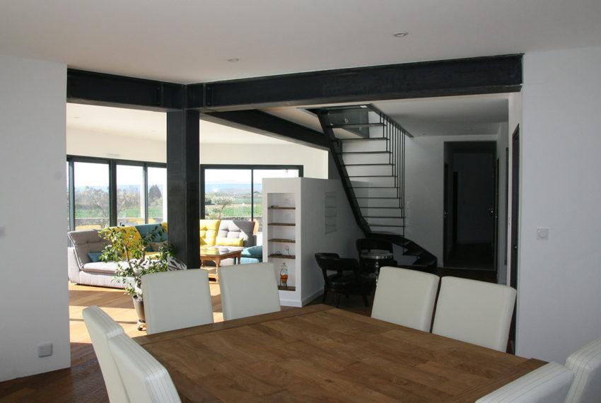 vente villa contemporaine uzes