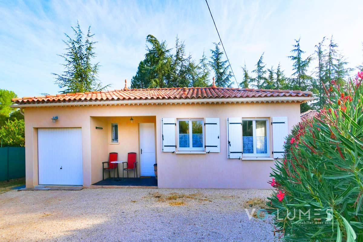 Villa à vendre Uzès