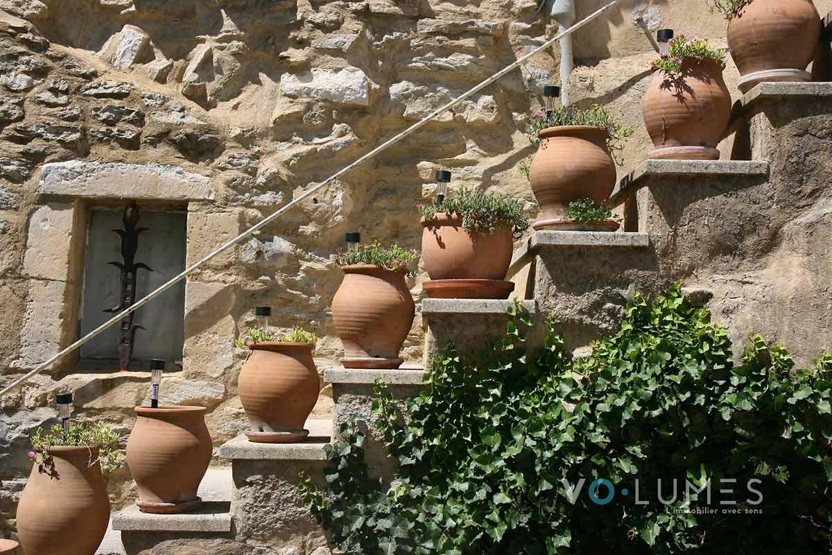 achat maison en pierre uzes