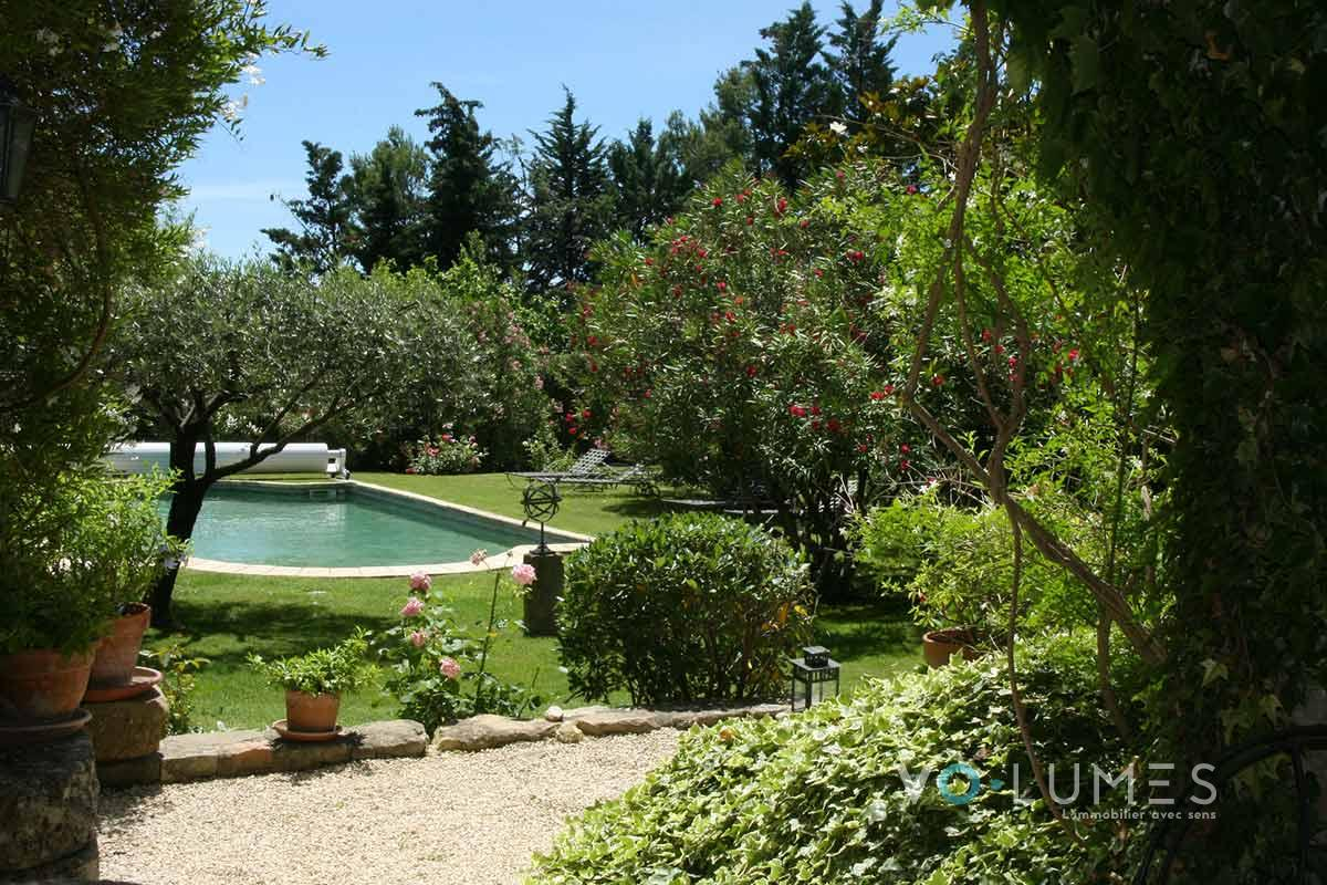 immobilier uzes
