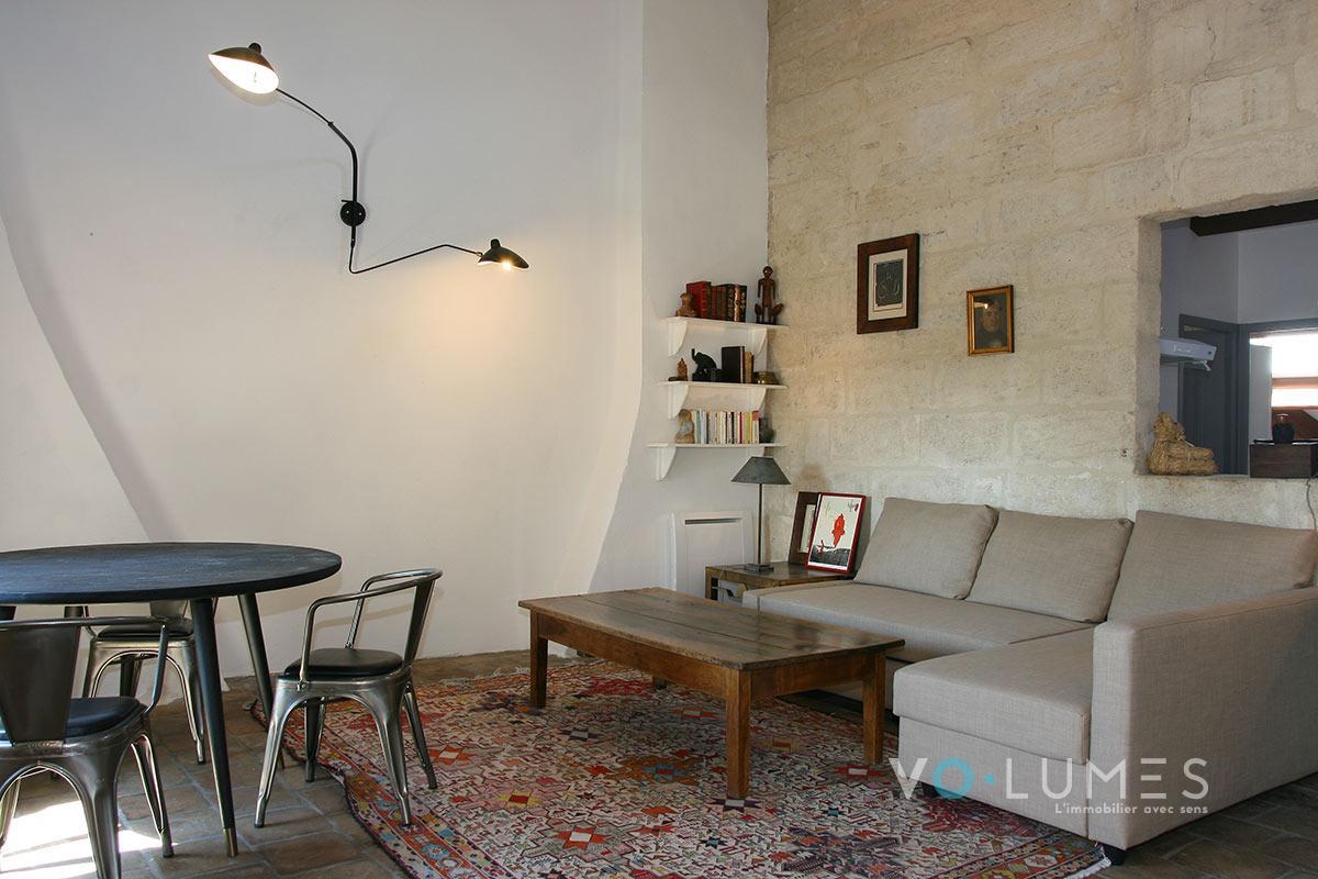 Adorable appartement avec terrasse au centre d'Uzès